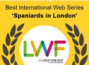 Best International Web Series at Liege Festival