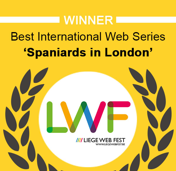 Best International Web Series at Liege Festival